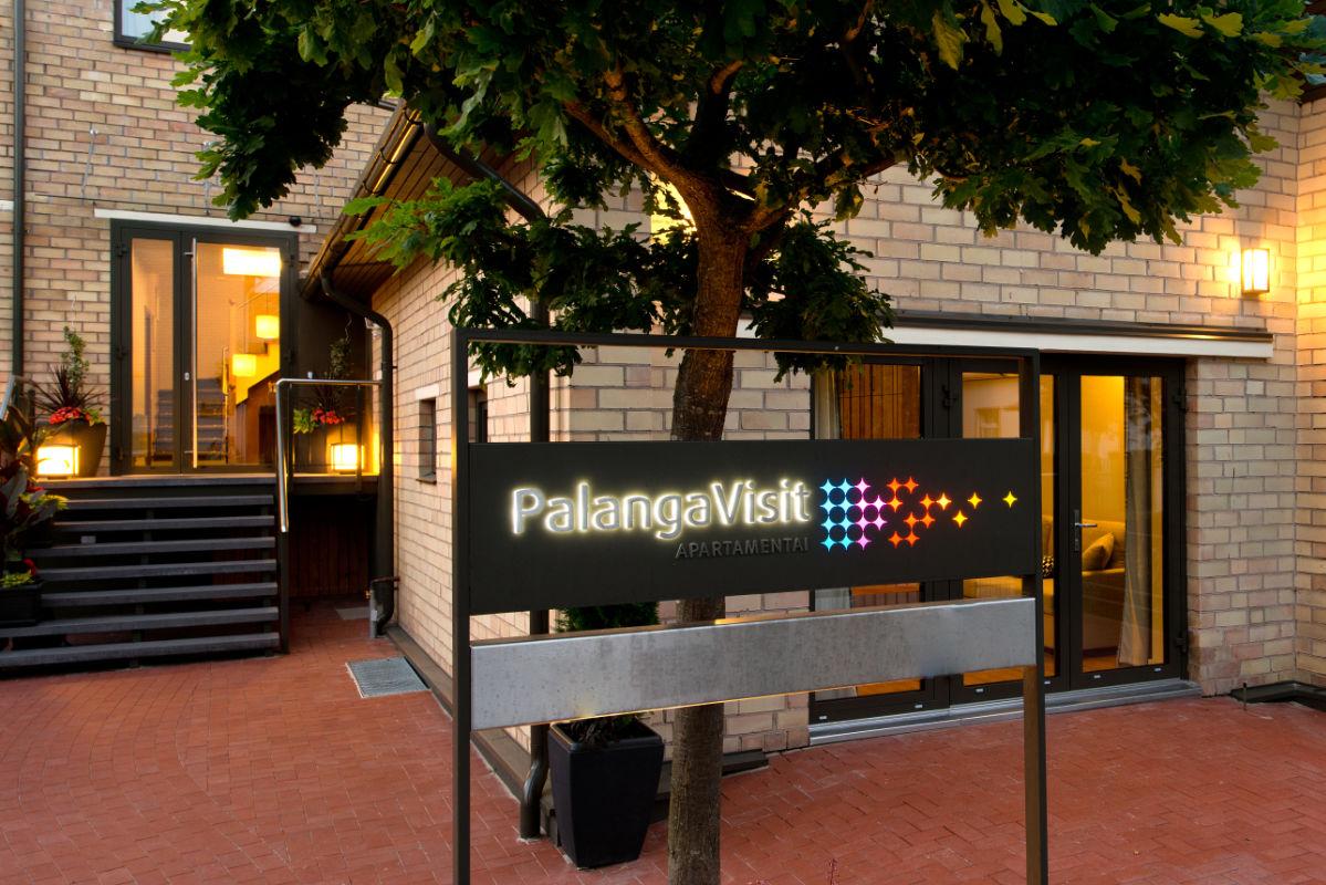 Poilsis Palangoje Nakvyne Palangoje Palanga Visit Spa Palangoje Apartamentai