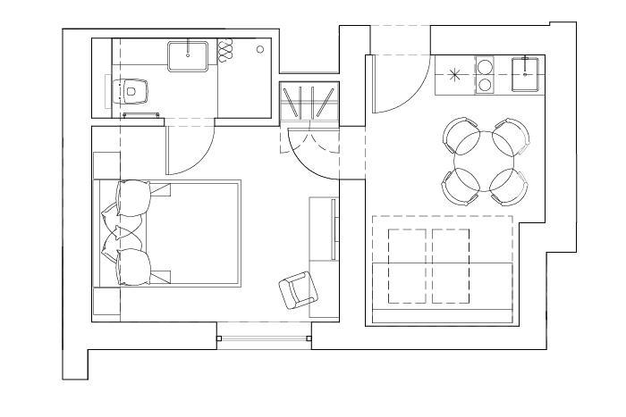 Poilsis Palangoje Apartamentų nuoma Apartamentai Burės